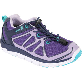 Kamik Juniors Best Low GTX Shoes Purple/Lilac-Mauve